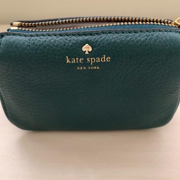 kate spade Handbags - Authentic Kate Spade mini Natasha coin wallet
